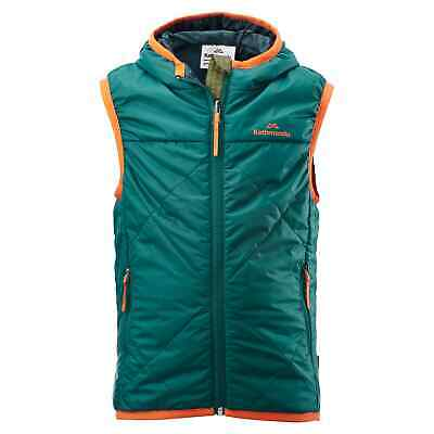 Kathmandu Bosley Youth Reversible Hooded Water Repellent Insulated Winter Vest