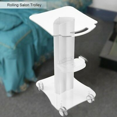 Salon Hairdresser Tattoo Service Trolley Station Colouring Hair Dentist Medical