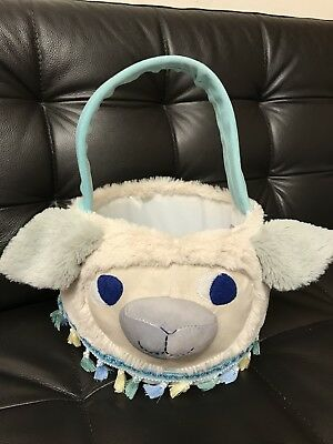 Spritz Sheep Easter Birthday Egg Hunt Holiday Kid Gift Candy Fun Basket