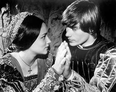 Olivia Hussey Romeo and Juliet (1968) [1038432] 8x10 photo (other sizes)