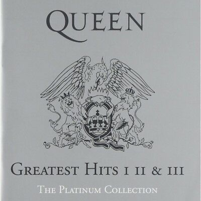 Queen - The Platinum Collection 3CD BOX SET NEW!