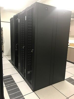 5 X Full Size Server Racks In Perfect Condition, Communication Cabinet