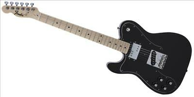 FENDER (Fender) MIJ Traditional 70s Telecaster Custom Left Maple Black i9celJ