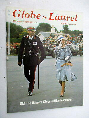Globe & Laurel, Sept Oct 1977 Journal of Royal Marines, Magazine