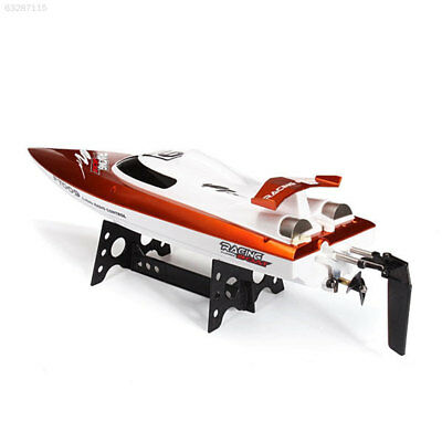 FT0092 2.4G 30km/h High RC Racing Boat With Water Cooling Self-righting System