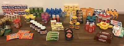 Coles Little Shop Mini Collectables: Individual Minis - CHEAP - FREE POSTAGE!