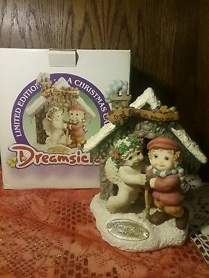 A Christmas Carol Dreamsicles Item 10844  Limited Edition