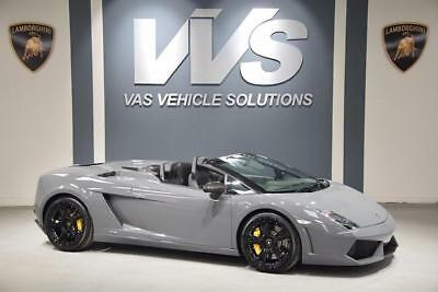 Lamborghini GALLARDO LP 560-4 SPYDER HIGH SPEC