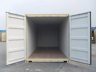 "20ft New ""one-trip"" shipping container for sale in Los Angeles, CA"