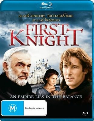 First Knight | Blu-ray Region B | Brand new & sealed | Free postage