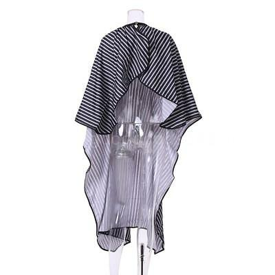 Pro Salon Apron Hairdressing Gown Waterproof Cloth Anti-static Haircutting X8Q6