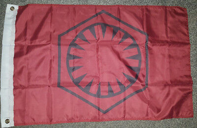 star wars Firstorder flagge banner 60×90 empire polyester Fahne Hissflagge neu