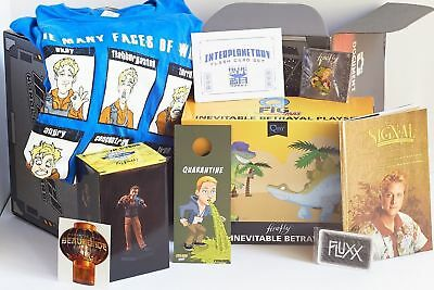Firefly Loot Crate Cargo Crate #4 Leaf on the Wind Hoban Wash BRAND NEW Large L