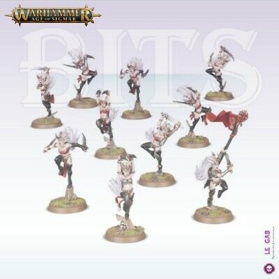 Bits Daughters Of Khaine Witch Aelves Sisters Of Slaughter Order Warhammer Aos