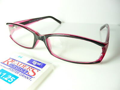 New  Womens Ladies  FOSTER GRANT Reading Glasses FG15