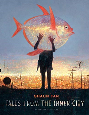 Shaun Tan-Tales From The Inner City BOOKH NUEVO