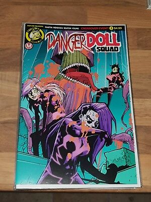 Danger Doll Squad #3 First Print New NM