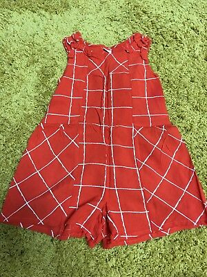 Girls Next Playsuit Age 2-3