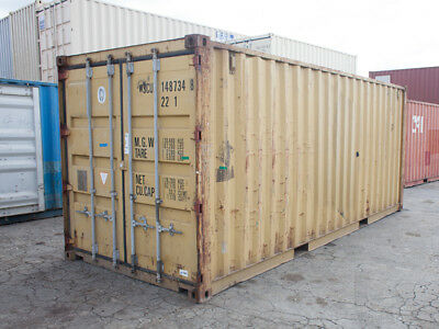 20ft shipping container, guaranteed wind & watertight for sale - Minneapolis, MN