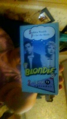 Blondie 2 Original TV Episodes (1957) [VHS14] Arthur Lake - COMDEY MOVIE