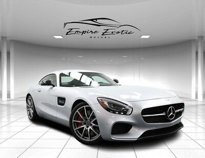 2016 AMG® GT AMG GT S $142K MSRP Dynamic Plus w/5K! 2016 Mercedes-Benz AMG® GT, Iridium Silver Metallic with 5,926 Miles available