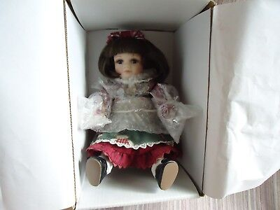 """I Love You Beary Much"" Tiny Tot Doll by Marie Osmond Mint in Box - No Bear"