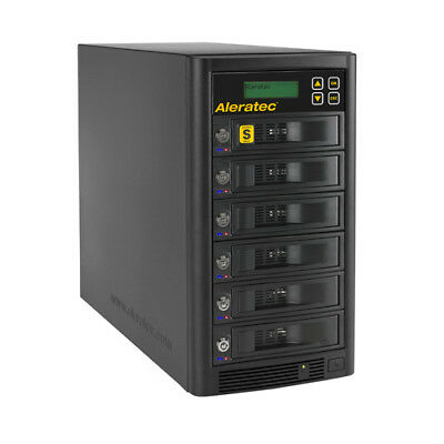 Aleratec 1:5 HDD Copy Cruiser High-Speed - 5 HDD Duplicator and 6 HDD Sanitizer
