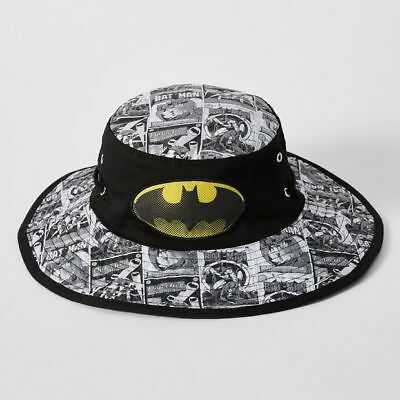 NEW Batman Bucket Hat Kids