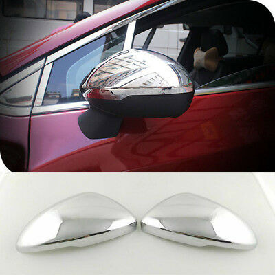 ABS Chrome Rearview Side Mirror Cover Trim For Chevrolet Cruze 2016-2017