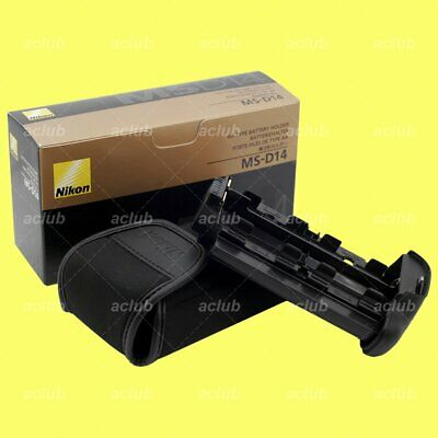 Genuine Nikon MS-D14 AA Battery Holder Tray for MB-D14 MB-D15 MB-D16