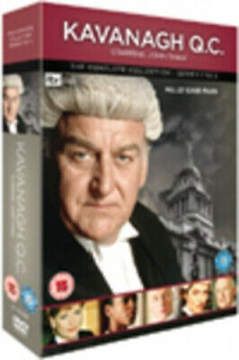 Kavanagh QC: The Complete Collection - Series 1 to 5 [Region 2] - DVD - New