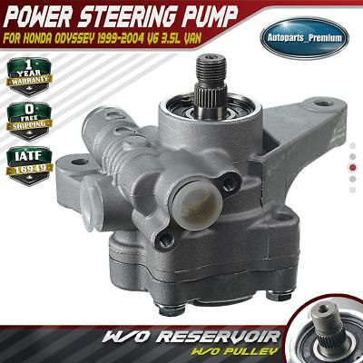 New Power Steering Pump Honda Accord V6 3.0  98-02   1 YEAR WARRANTY 5339