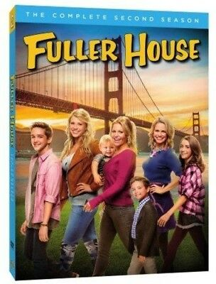 Fuller House: The Complete Second Season - DVD - New - Free Shipping.