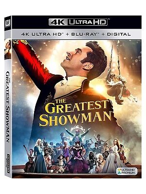 The Greatest Showman - DVD - New - Free Shipping.