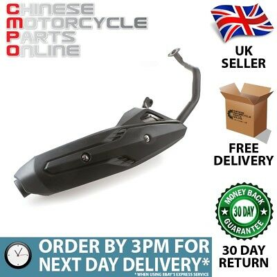 125cc Scooter Exhaust System for WY125T-108 (EXSTMCMP096)