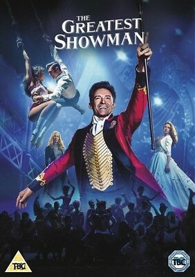 The Greatest Showman [Regions 2,4] - DVD - New - Free Shipping.