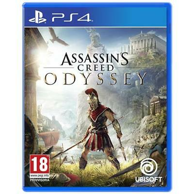 UBISOFT PS4 - Assassin's Creed Odyssey - Day One: 04/10/2018