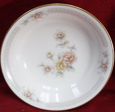 NORITAKE china CERVANTES 7261pattern Fruit Sauce Dessert or Berry Bowl - 5-3/4""