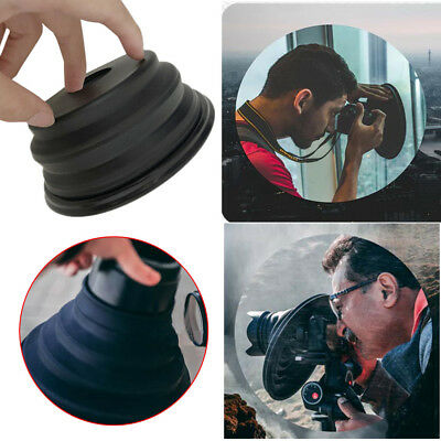 The Ultimate Lens Hood Take Reflection-Free Photos Videos For Photographers 1PC
