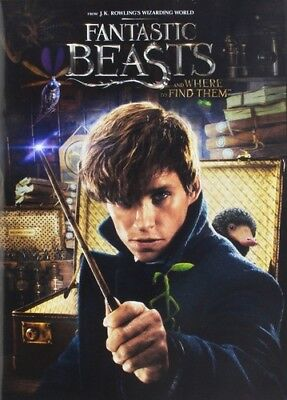 Fantastic Beasts & Where To Find Them 883929602766 (DVD Used Very Good)