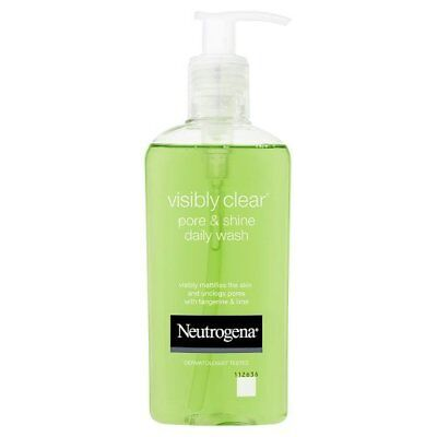 Neutrogena Visibly Clear Pore and Shine Daily Wash - 1 x 200ml