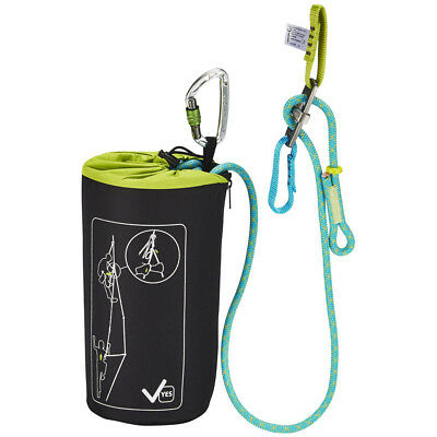 Edelrid Via Ferrata Belay Kit II 15m assorted colours 2018 Klettersteigset