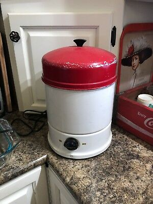Vintage Working Milk Pasteurizer