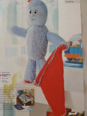 Toy Knitting Pattern Igglepiggle From In The Night Garden 150