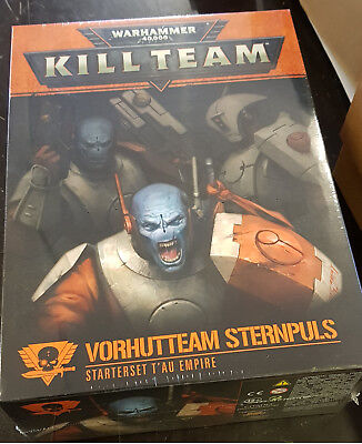 T'au-Empire-Starterset für Kill Team: Vorhutteam Sternpuls / Tau