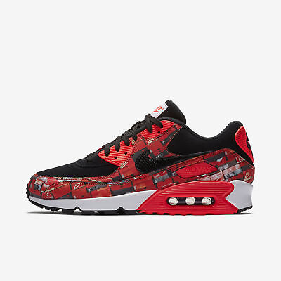 Nike Air Max 90 Prnt Mens Sneakers Aq0926-001