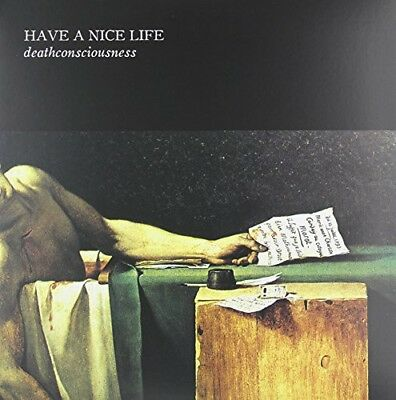 Have a Nice Life - Deathconsciousness [New Vinyl LP] With Book