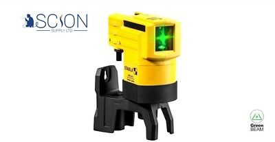 STABILA GREEN LAX 50 G Self Levelling Cross Line Laser Level,Mounting
