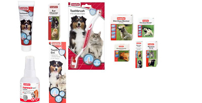 Beaphar for cats,dogs and rodents,gel,trainer,cleaner