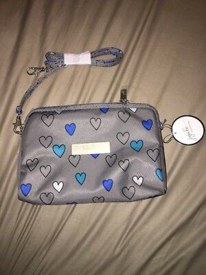 New Ju Ju Be Rad Hearts Large Set Piece With Long Strap Only